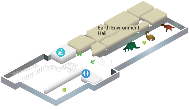 3F Earth Environment Hall
